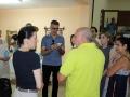 Entrevista con Microempresarios cardenenses de miembros de Junta Directiva de Acción