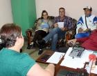 Reunión de Coordinación para planificar estrategias de trabajo y acometer nuevos proyectos en el año que inicia