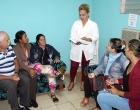 Reunión con colaboradores que facilitan espacios de Psicoterapia grupal para adultos
