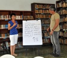 Metodología participativa Grupos de reflexión