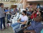Durante la conferencia Panorama social de Cuba en el 2018