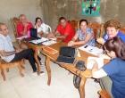 Reunión con líderes