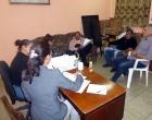 Reunión con economistas colaboradores del CCRD-C