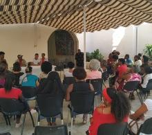Panel de experiencias de diferentes iniciativas que practican el activismo antirracista