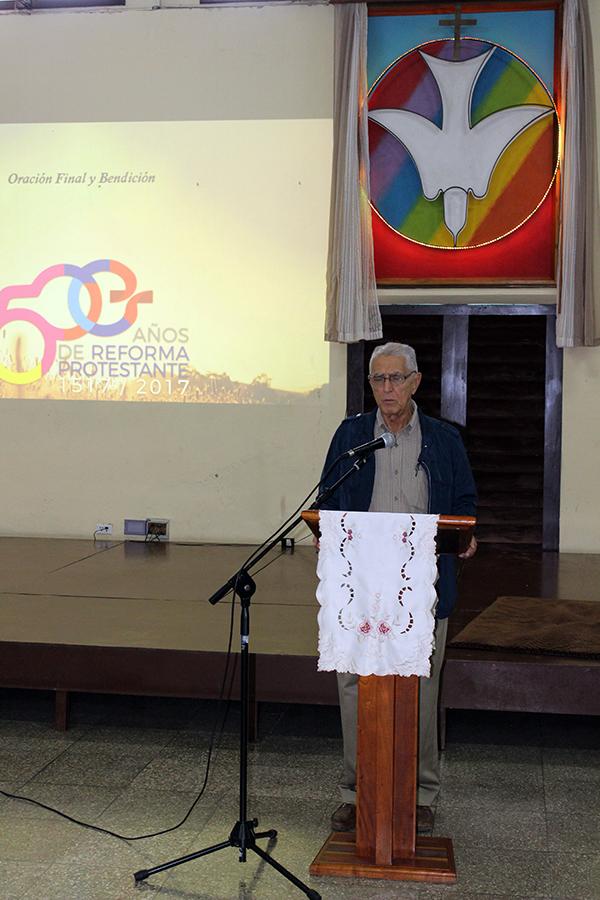Rev. Raimundo García Franco