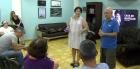 La Directora Ejecutiva del CCRD-C, Rita M. García Morris habla sobre la problemática de género en nuestro país