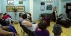 Presentación de uno de los actos de la obra Ibsen, trilogía para el ahora de Cuba