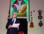 Palabras de bienvenida, por el Rev. Raimundo García Franco