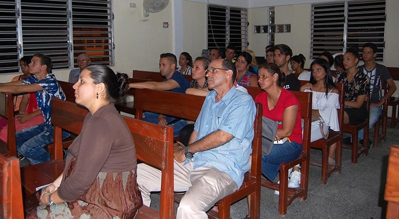 Durante el Curso Bíblico