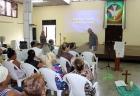 El Rev. Raimundo García Franco dio gracias por la compañía de Dios en su vida y la de su esposa