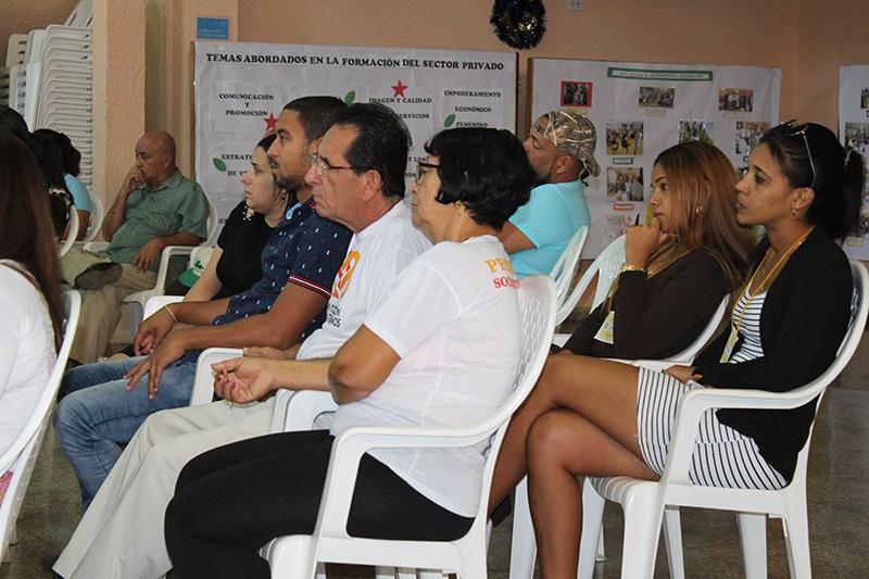 Participantes en el Evento Anual de Emprendedores nos acompañaron en esta ocasión