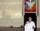 Emotiva reflexión pastoral, a cargo de Rita M. García Morris, Directora Ejecutiva del CCRD-C