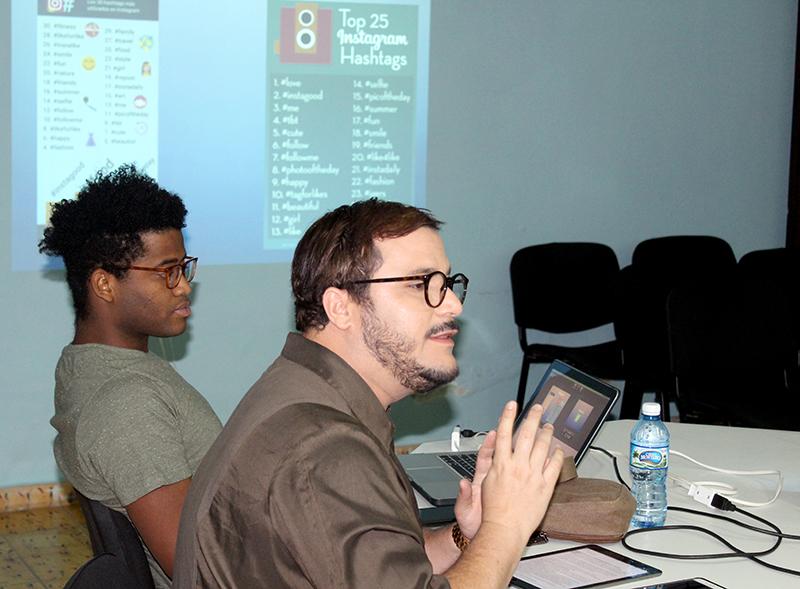 Norges Rodríguez y Taylor Torres , gestores de YucaByte