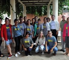 Grupo gestor de la comunidad Pedro Betancourt
