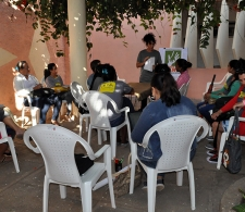 En la comunidad Pedro Betancourt