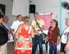 Facilitadores del CCRD-C conversan con el grupo