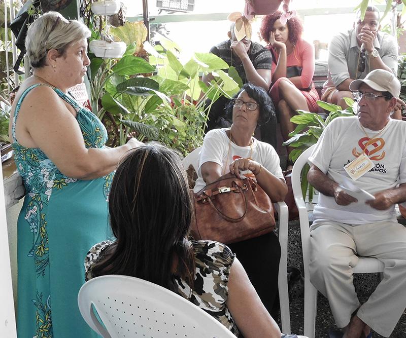 Irma Bello, dueña de La casa de Irmita, trasmite sus experiencias