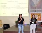 Anaisy González y Elaine de la Paz Sarraff fueron las encargadas de facilitar el taller sobre las regulaciones legales