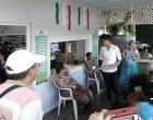 Participantes al Evento disfrutaron la degustación de los productos que se ofertan en La casa de Irmita