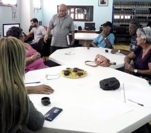 El encuentro entre CCRD-C y representantes de ACLIFIM augura un futuro prometedor