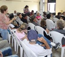 Los testimonios de los participantes enriquecieron el encuentro