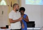 Anier González, joven miembro de la iglesia recuerda a Lois