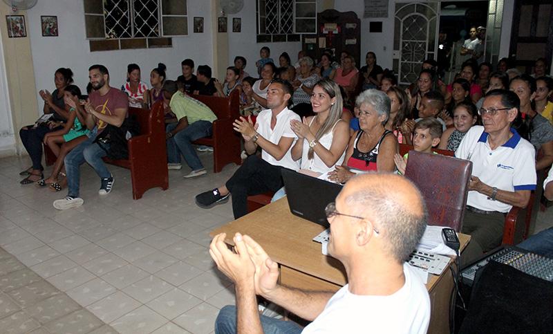 En el municipio Los Arabos, Matanzas
