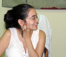 Diana Montealegre, consultora de Diakonía