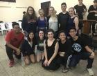 Grupo de la IUW en el salón central del CCRD-Cuba