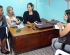 Ivett González, periodista de Inter Press Service  entrevista a psicólogas del CCRD-C para conocer sobre el  acompañamiento a infantes víctimas de abuso sexual
