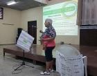 La Dr. C Asunción Capote presentó el proyecto internacional Mapa Verde que fomenta procesos de gestión ambiental