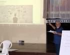 Msc. René García Bello expone sobre la infraestructura de un negocio