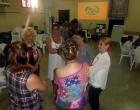 Dinámica grupal en la que las participantes comparten sus experiencias