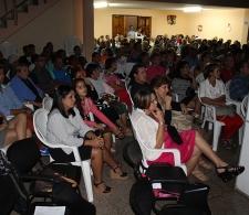 El público disfruta del concierto