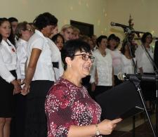 Directora Ejecutiva del CCRD-C, Rita M. García Morris