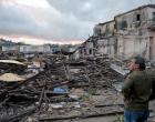Abrumadoras pérdidas materiales dejó tras su paso el tornado