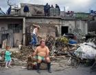 Numerosas familias perdieron sus hogares