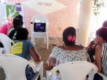 Presentación de un video educativo