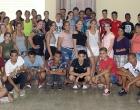 Participantes al Taller de sexualidad para adolescentes