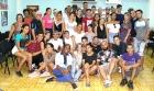 El grupo de los jóvenes. Taller de sexualidad en CCRD-C