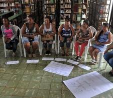 El CCRD-C brinda su ayuda en las comunidades