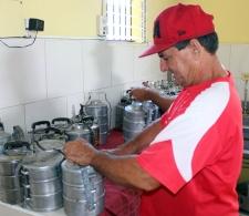 Uno de los servicios que brinda la Pastoral para la Atención a personas necesitadas