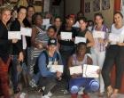 Grupo del Taller Educación finaciera para proyectos de vida