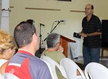 El Pastor Samuel Hernández habló desde su experiencia y práctica cotidiana