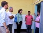 Representantes de embajada de Holanda en diálogo con trabajadores de la Pastoral de atención a personas con necesidades especiales