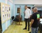Captaron la atención del Dr. Dawid Danilo Bartelt las diversas actividades llevadas a cabo en el CID