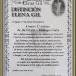 distincionElenaGil