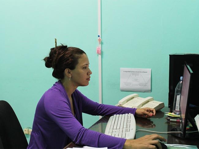 Departamento Proyectos CCRD-Cuba