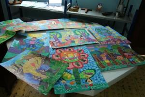 Concurso Infantil Medioambiente