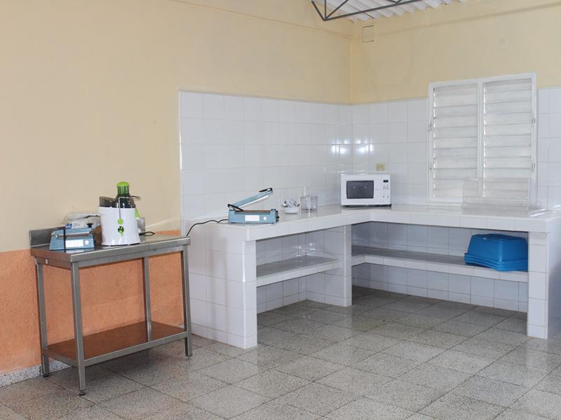 Centro Elaboración Finca EL Retiro